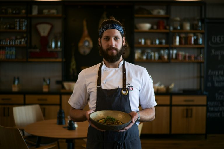 chef Daniel Sukić