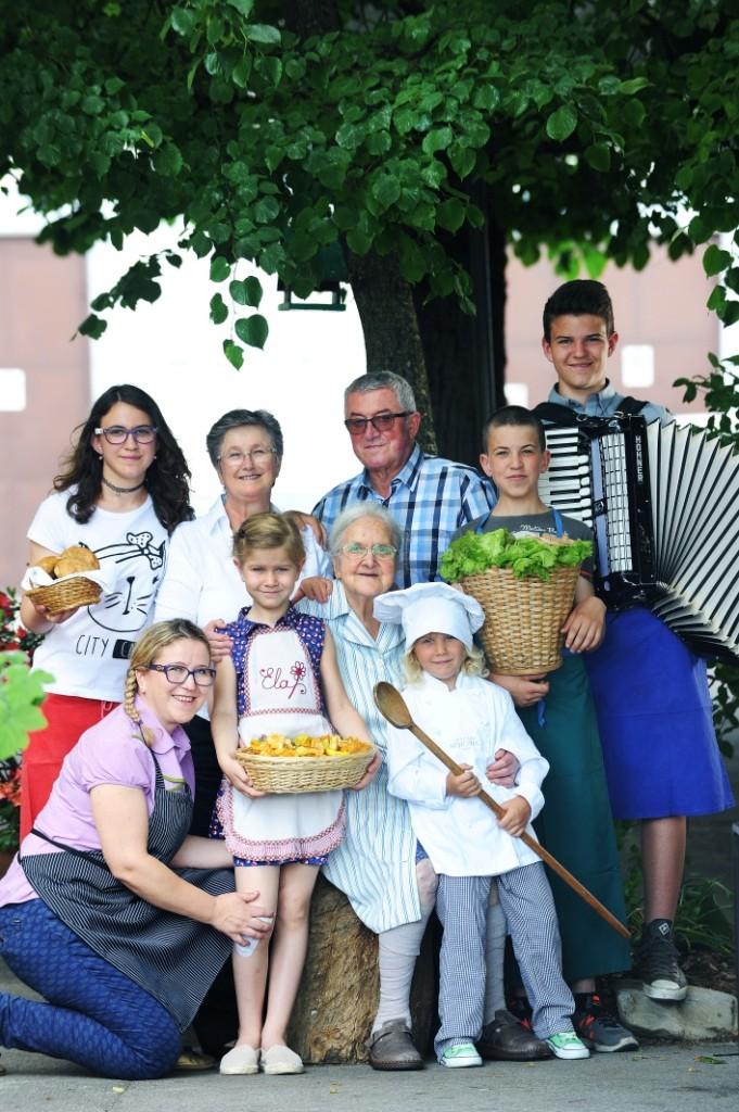 družina Mihovec