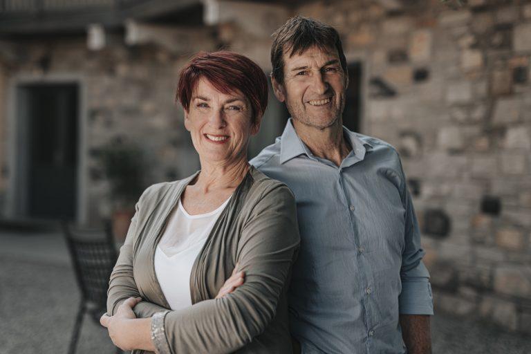 Dajana in Boris Škibin