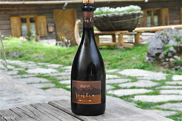 Sparkling wine Sontia