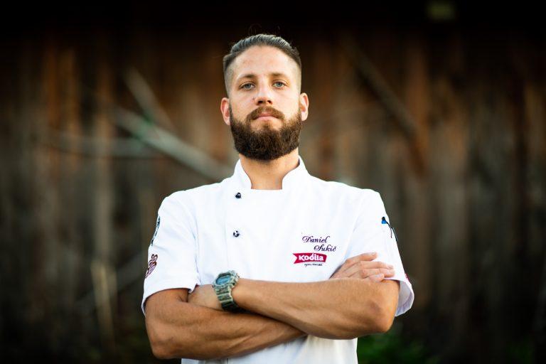 chef Daniel Sukič