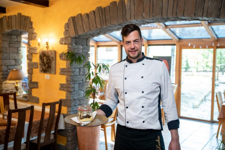 chef Luka Dobravec