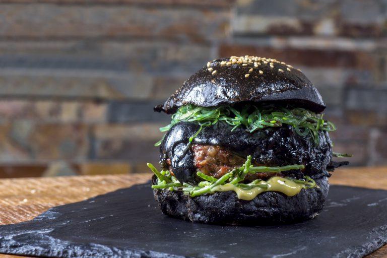 Črni burger