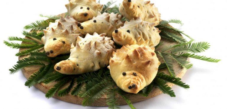 Kruhovi ježki