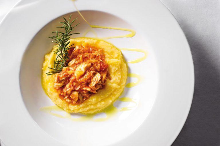 Brodetto & polenta