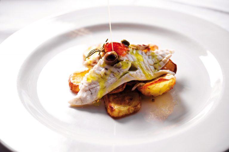Fish & potato