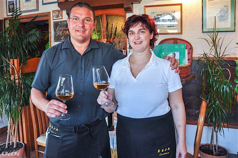 Igor in Barbara Loverčič