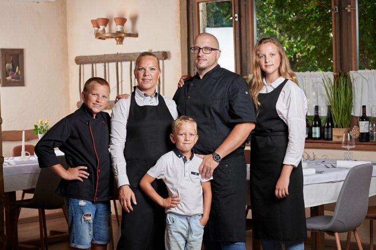 Družina Martinčič