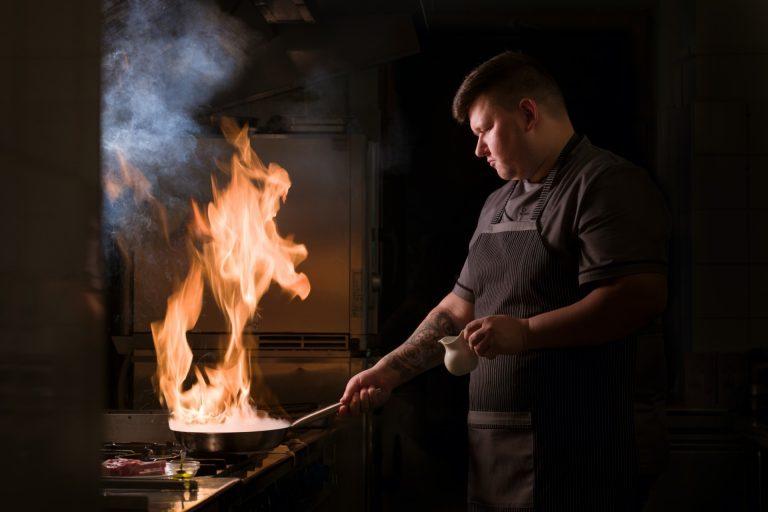 chef Luka Peternel