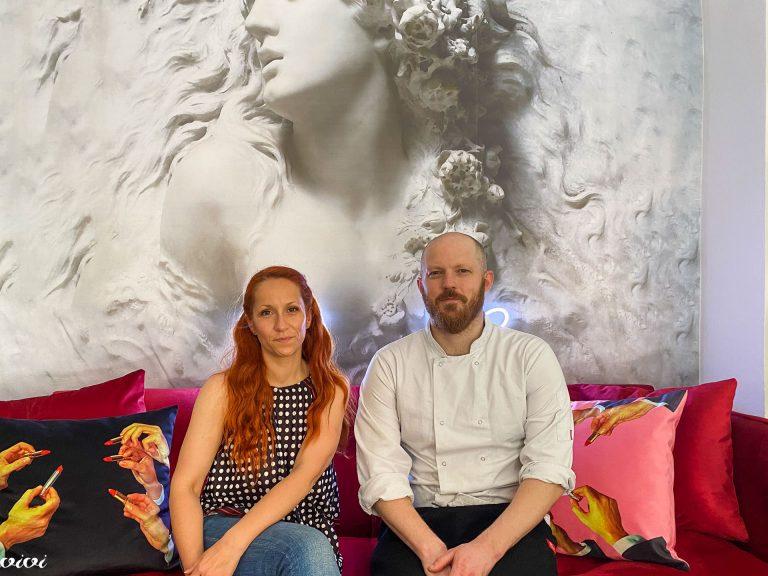 Ryan Craig & Sanja Rađenović
