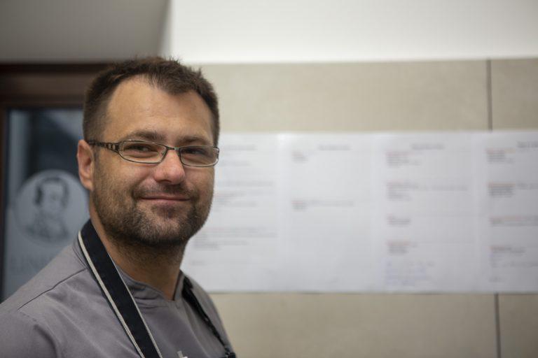 chef Tomaš Javurek
