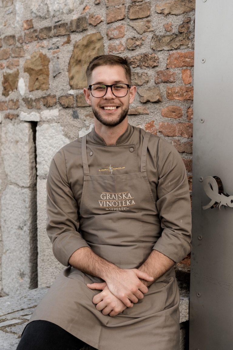 chef Jan Gomboc