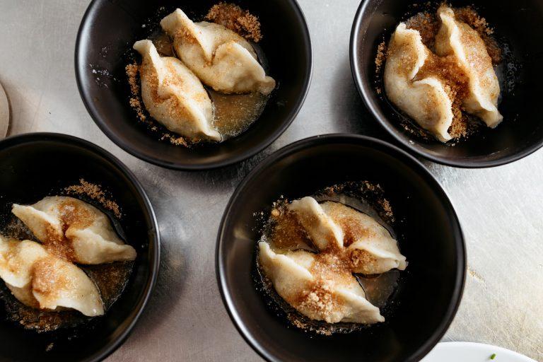 Kobarid dumplings